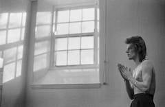 Bowie Praying by Windows