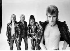 David Bowie with the Spiders, Jean Genie Music Video