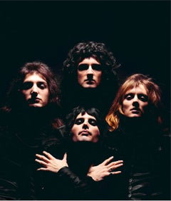 Queen II Album Cover, Color Photography, Fine Art Print, Music Photography
