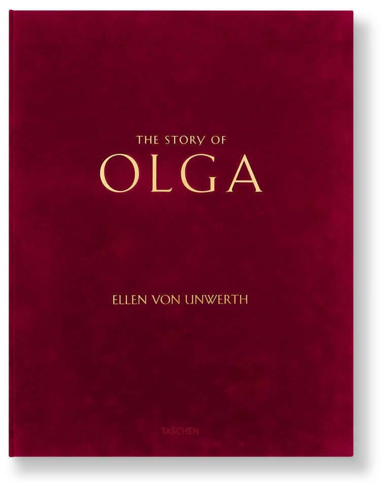 Ellen von Unwerth, The Story of Olga, Art Edition B For Sale 1