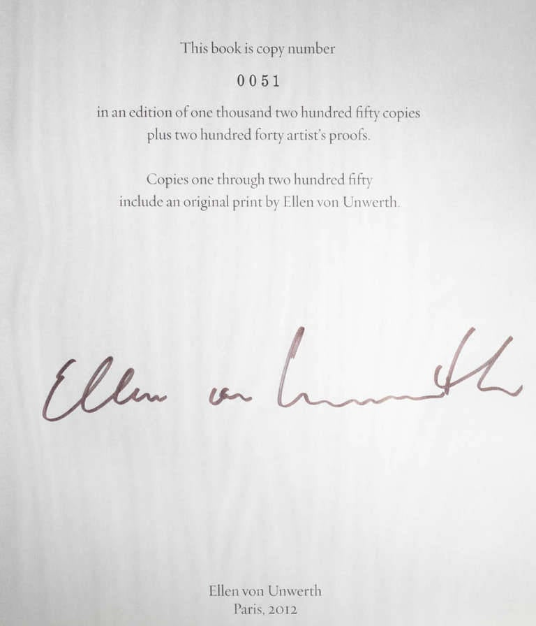 Ellen von Unwerth, The Story of Olga, Art Edition B For Sale 2
