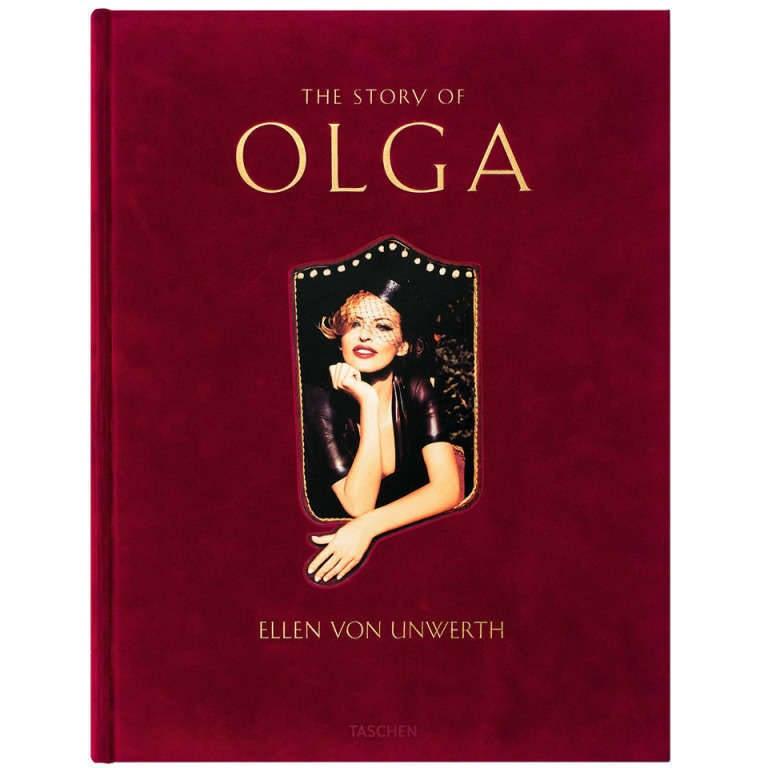 Ellen von Unwerth, The Story of Olga, Art Edition B For Sale 3