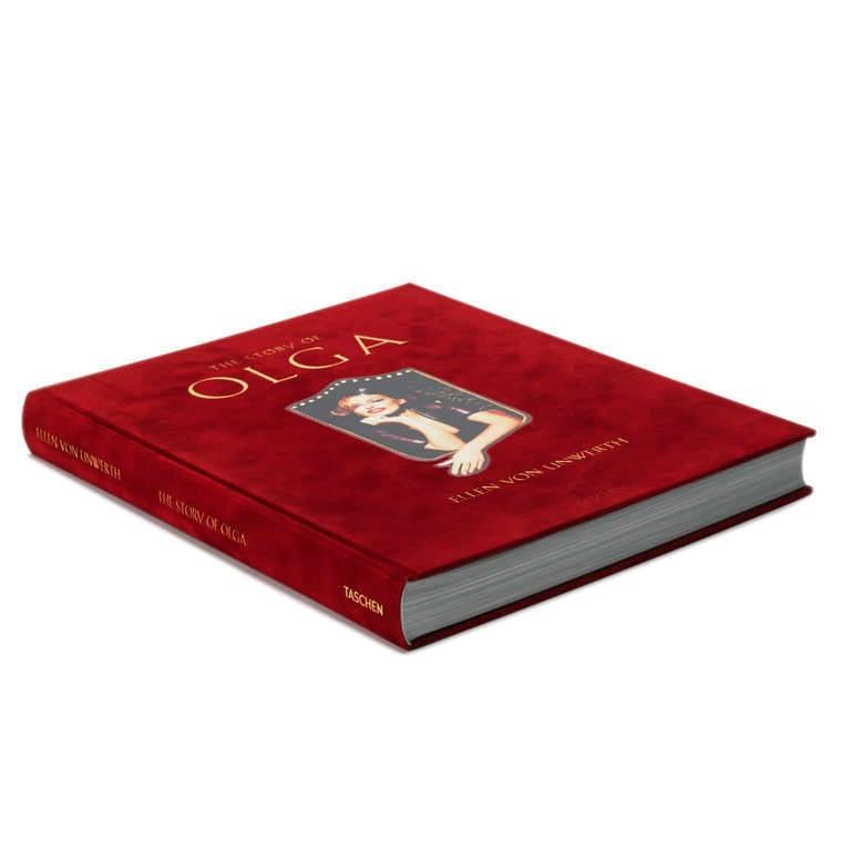 Ellen von Unwerth, The Story of Olga, Art Edition B For Sale 4