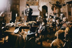 Rolling Stones  Into Camera, Beggars Banquet, Colour digital Photography Print