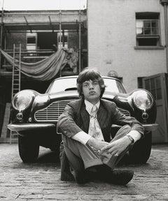 Mick and Aston Martin