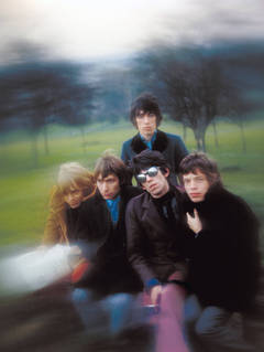 The Rolling Stones - Primrose Hill the Buttons