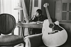 Keith Richards at Home II, London