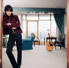 Keith Richards at Home I, London