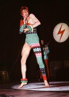 David Bowie in Kansai Yamamoto Leotard