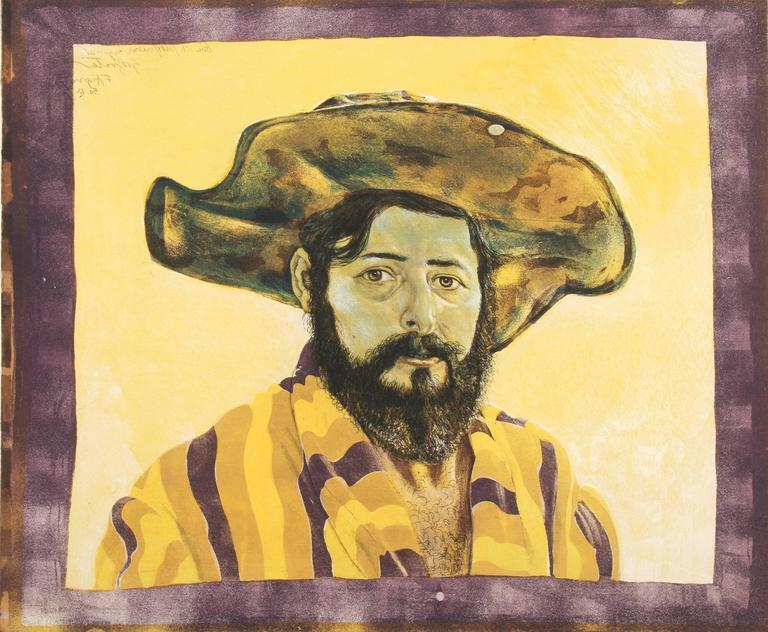 Antoni Tàpies - Matiére, Print For Sale at 1stdibs