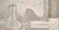 Contemporary French Abstract Expressionist Oil Painting