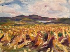 Mid 20th C. Irish Impressionist Oil County Donegal Ireland