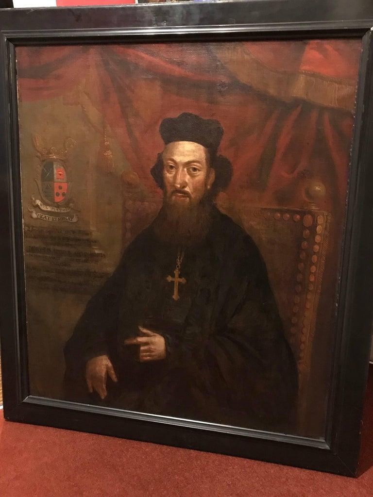 18th Century Portrait of an Orthodox Archimandrite 2