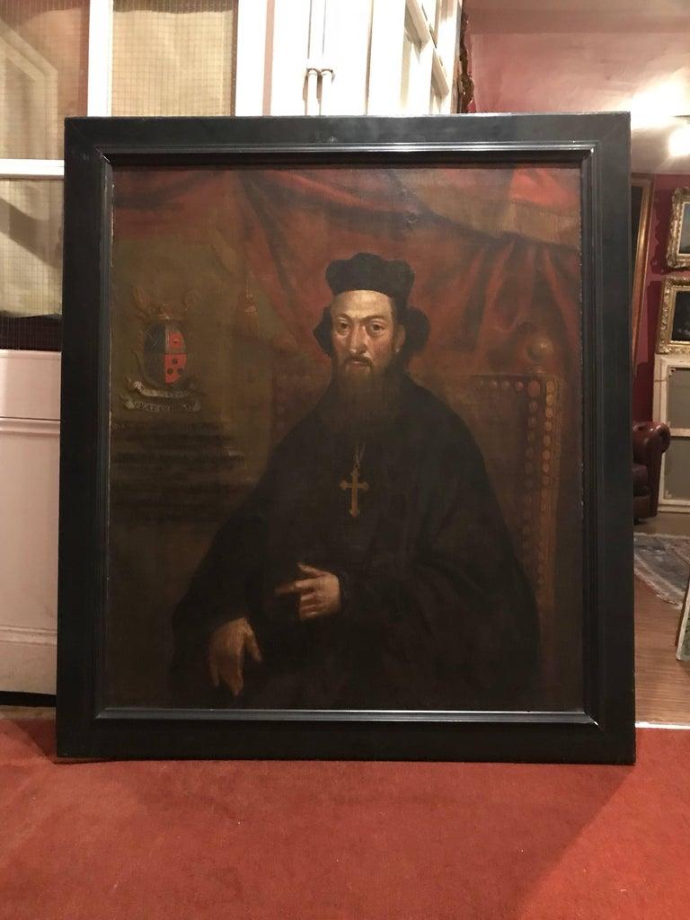 18th Century Portrait of an Orthodox Archimandrite 3