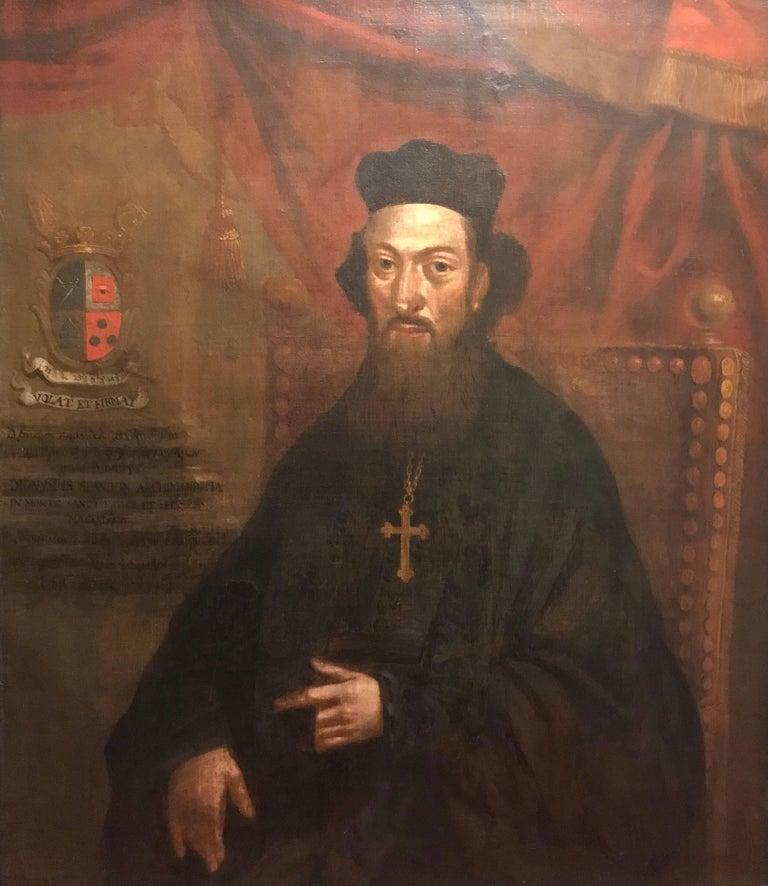 18th Century Portrait of an Orthodox Archimandrite 5