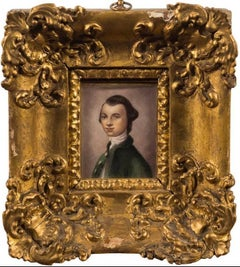 Thomas Smith, son of the Governor of South Carolina, portrait miniature
