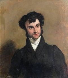 Uncle Harry Halton, Fine Georgian English Portrait