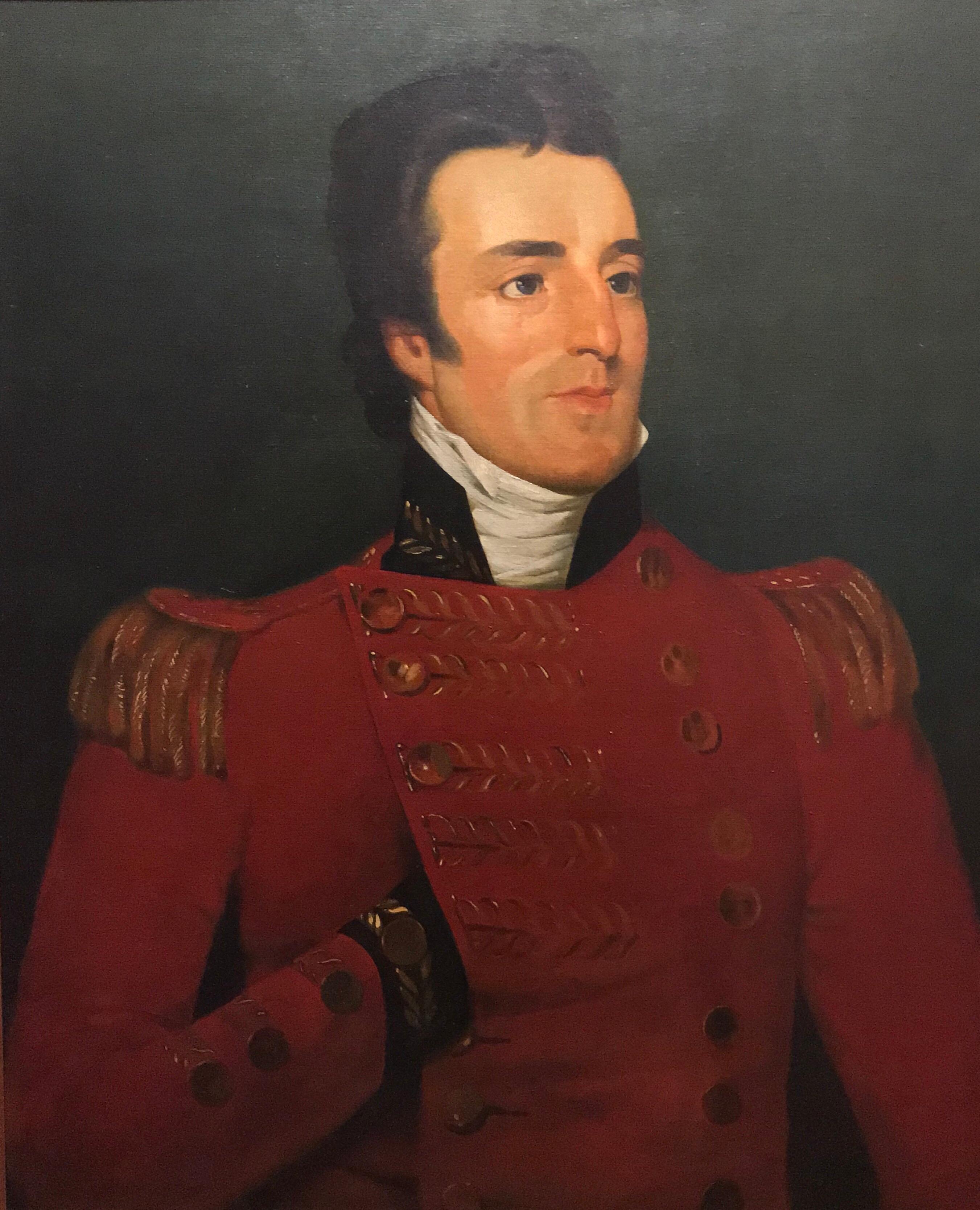 The Duke of Wellington, Arthur Wellesley, Huge Oil Painting
