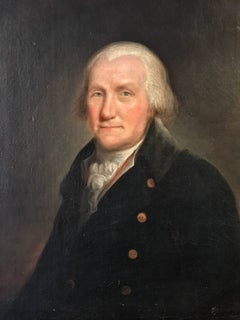 Follower of Charles Willson Peale - 18th Century Portrait believed to be George Washington