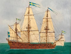 The Vaisseau Suedois 17th Century Swedish Warship