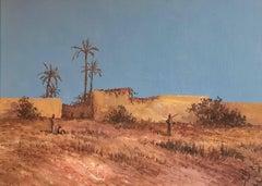 1920's Libyan Landscape, Tripoli