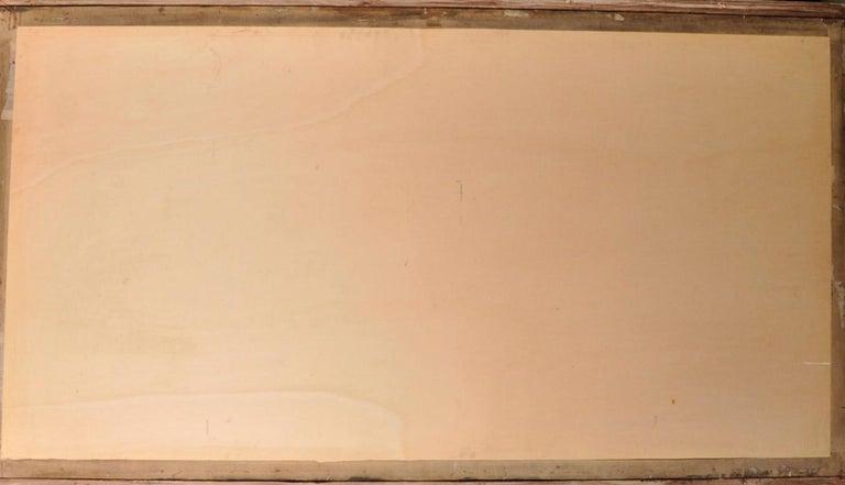 Amphitrite & The Cherubs - Enormous 18th Century Italian Classical Oil Painting For Sale 10