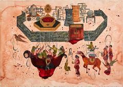 Shiva Ahmadi - The Wall