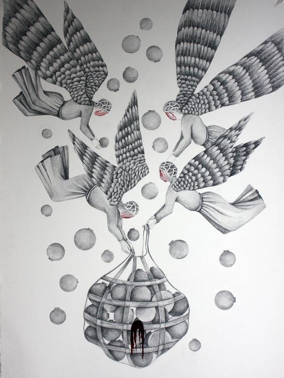 Untitled 5 - Art by Shiva Ahmadi