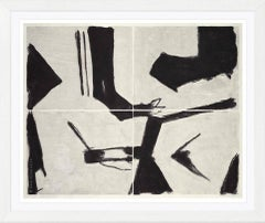 Sam Glankoff (After), SWG-PP 4003, Framed Museum Quality Abstract Modern Print