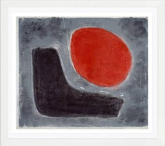 Sam Glankoff (After), SWG-PP 1029, Framed Museum Quality Abstract Modern Print