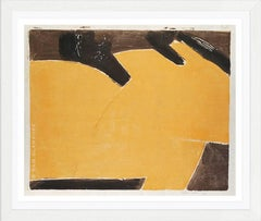 Sam Glankoff (After), SGW-PP 1032, Framed Museum Quality Abstract Modern Print