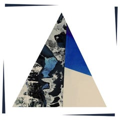 Peak - Museum Quality Archival Print  - Abstract Geometric