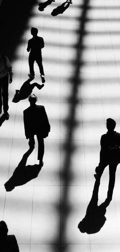 Progression - Fine Art Photograph - Black and White Contemporary