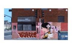 700 - Original Urban Painting - Graffiti Inspired