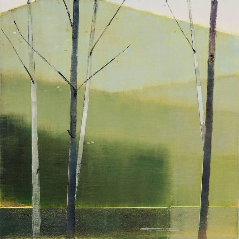 Stephen Pentak Landscape Painting - 2016, II.IV