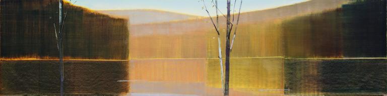 Stephen Pentak Landscape Painting - 2016, IV.V