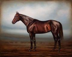 Horse in Morning Light