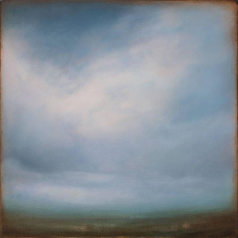 Crossing Clouds Morning, Painting At 1stdibs