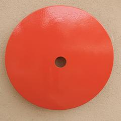 Terrace Disk, deep orange