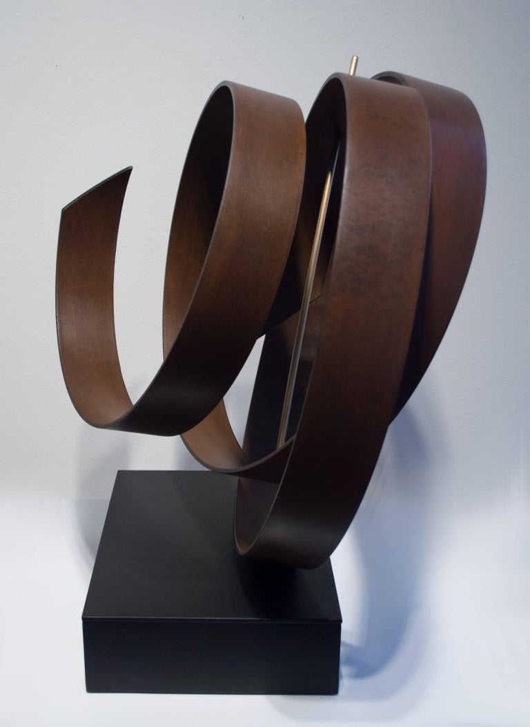 Olympiad - Abstract Sculpture by Sally Hepler