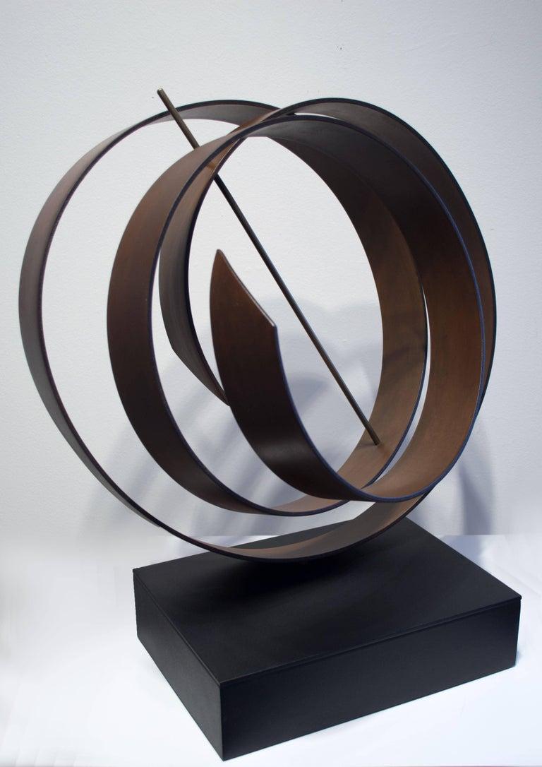 Olympiad - Sculpture by Sally Hepler
