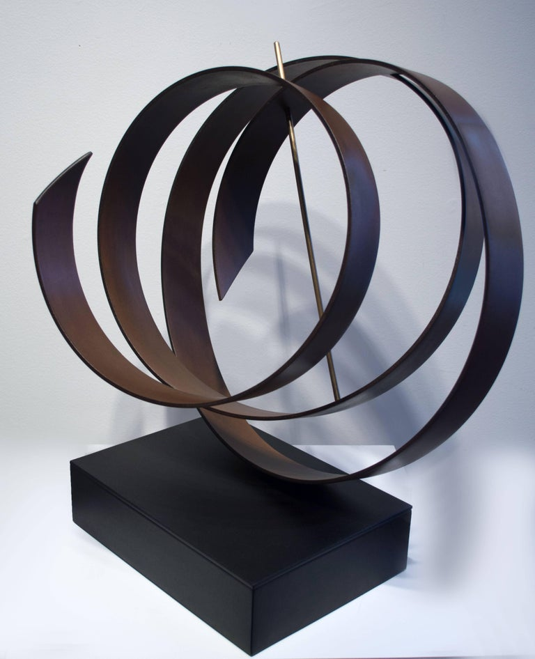 Sally Hepler Abstract Sculpture - Olympiad
