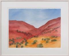 Red Hills Near Abiquiu