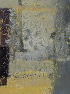 Gold Abstract Paintings