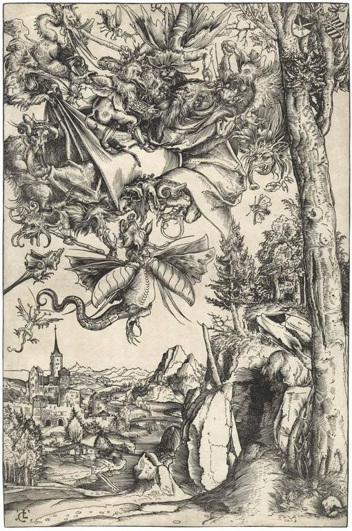 The Temptation of St. Anthony, 1506