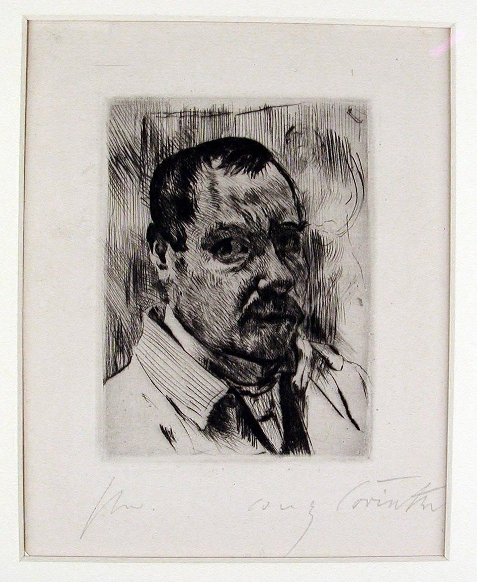 Self Portrait, 1912