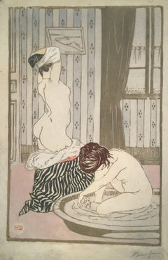 Femmes au Tub (Women Bathing)