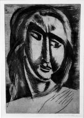 Tete de Femme (Head of a Woman)