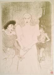 A  L'Opera: Madame Caron dans Faust