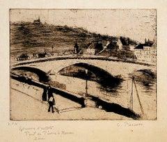 Le Pont de Pierre, a Rouen